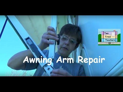 rv-awning-arm-repair