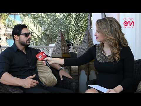 John Abraham gives #dONd the cutest pregnancy advice & shares his troubles w/ camels!