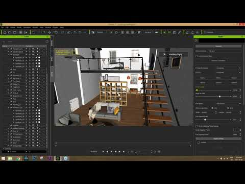 From A to Z: Creating an iClone Scene (Day 1)_OCT 2, 2017