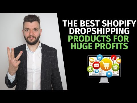 How to Find The Best Shopify Dropshipping Products thumbnail