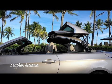 TURO Rent a Car BMW 3 series Hardtop Convertible Promo