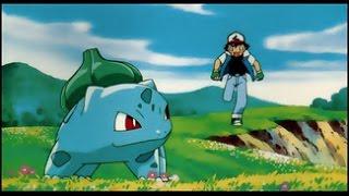 Ash Se Despide De Bulbasaur