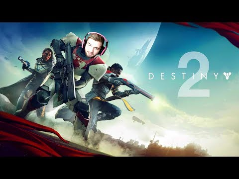 JEV PLAYS DESTINY 2 BETA