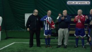 WFU Walking Football Home International Championship 13/11/2016