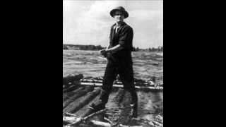 Tukkilaisjenkka elokuvasta Tukkijoella, Tauno Palo v.1951