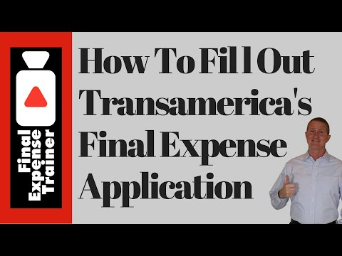 Transamerica Application And Training