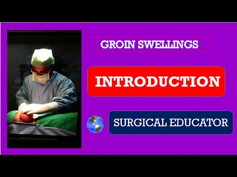 Groin Swellings-  Introduction
