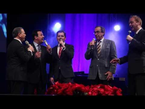 Jubilee Christmas 2015 - A Cappella (God Rest Ye Merry, Gentlemen / Carol of the Bells) 12-11-15