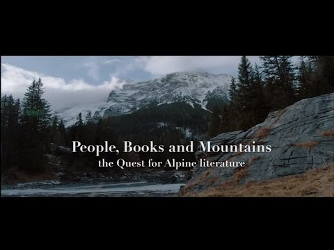 People, Books and Mountains - The Quest for alpine literature, IT