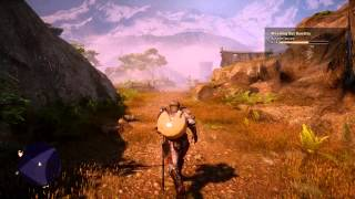 Dragon Age: Inquisition - Weeding Out Bandits 8/8: Explore Farm & Surrounding Areas Gameplay PS4