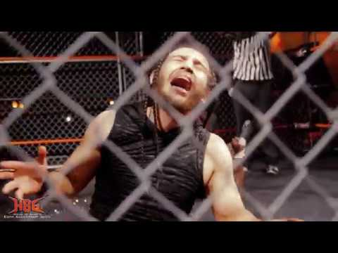 "[FREE MATCH] Matt Travis vs ""Cashflow"" Ken Broadway STEEL CAGE MATCH - House Of Glory Wrestling"