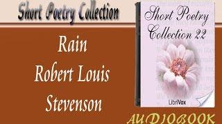 Rain Robert Louis Stevenson Audiobook Short Poetry
