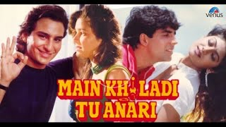 Mai khiladi tu anadi full movie in Hindi   BY TECHNICAL IRFAN  