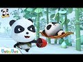 Real Panda and Fake Panda, Who is Real? | Super Panda Rescue Team | Panda Cartoon | BabyBus