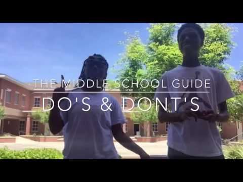 Middle School Guide :MMAM