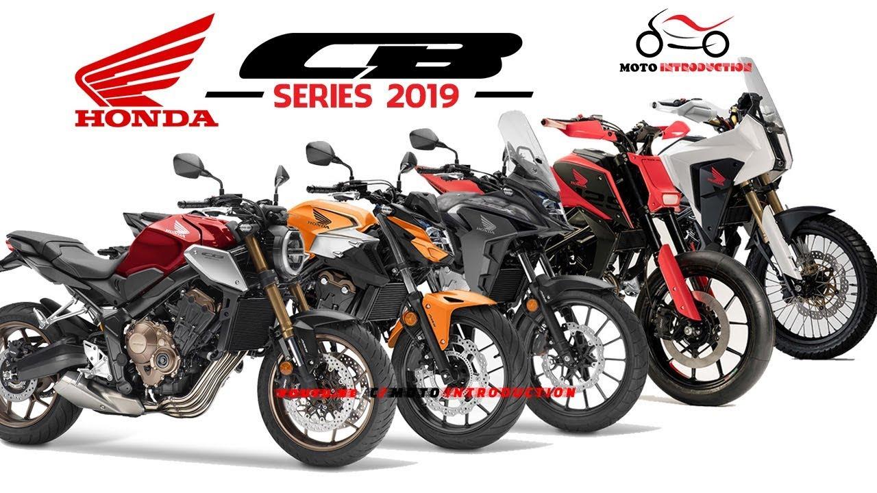 best new honda cb series model 2019