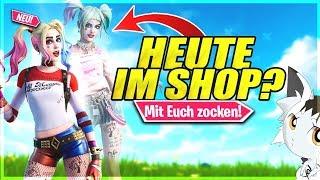 🔴Fortnite NEUER SHOP STREAM!❌FORTNITE CUSTOM GAMES!❌Fortnite Live Deutsch