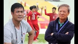 """tin tức 24h - Ông Hải """"lơ"""" khen trận hòa như thua của U22 Việt Nam"""