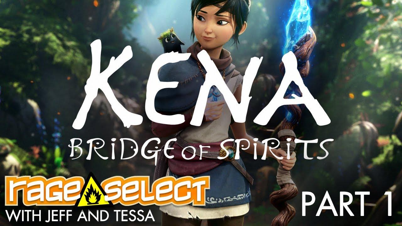 Kena: Bridge of Spirits (The Dojo) Let's Play - Part 1