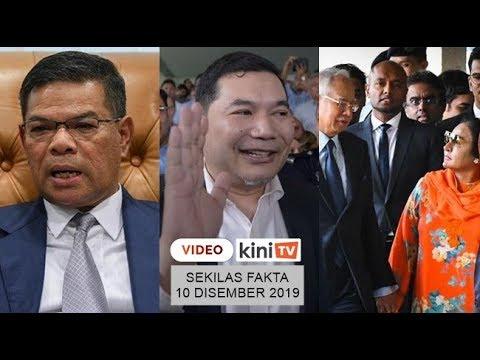 Ekonomi pulih serang Anwar, Tak kembali politik, Beli jam mewah pujuk Rosmah