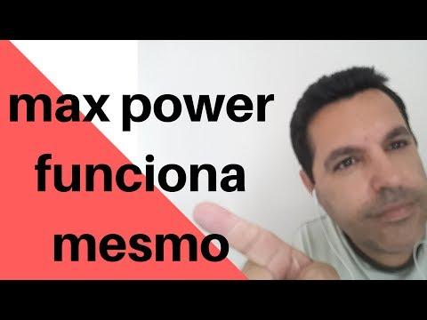 MAX POWER FUNCIONA MESMO?ONDE COMPRAR?MAX POWER COMO USAR?MEU DEPOIMENTO/