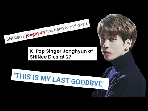 Jonghyun; What about angels (R.I.P)