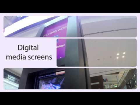 Dazzle   digital screens