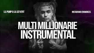 "Lil Pump ""Multi Millionaire"" ft. Lil Uzi Vert Instrumental Prod. by Dices *FREE DL*"