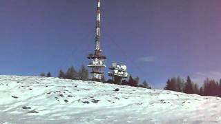 Schöckl bei Inversionswetterlage (22.12.2007)