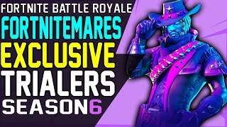 FORTNITEMARES TRAILER - Fortnite Halloween Launch Trailer 2018