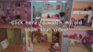 Update Doll House Tour 2013!