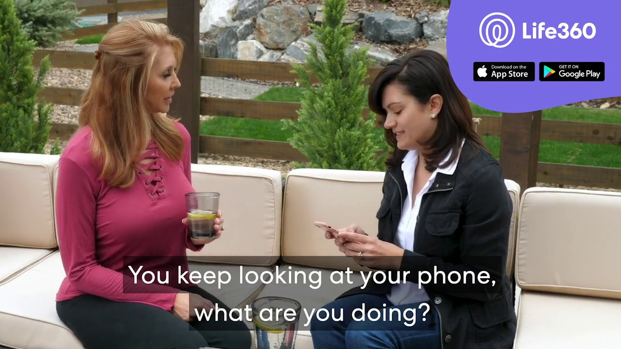 Life360 - No more relying on your kids to text you back!