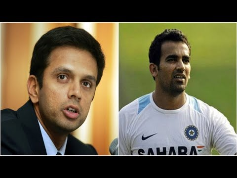 Dravid and Zaheer would assist Head coach Shastri