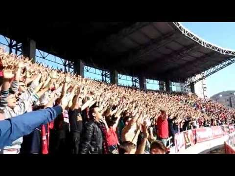 Sloboda Tuzla - Jedinstvo Bihać 2:0, 29.03.2014. godine