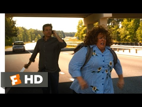 Identity Thief (4/10) Movie CLIP - Highway Fight (2013) HD