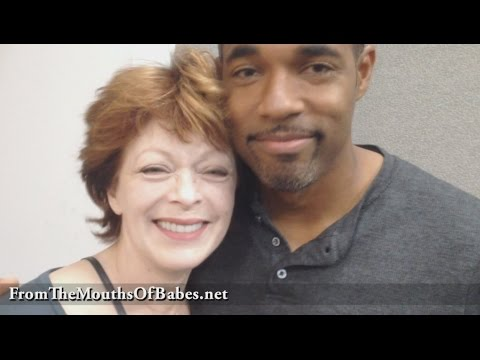 Frances Fisher and Jason George Love