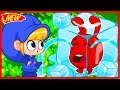 FROZEN MORPHLE BY ROBOT! My Magic Pet Morphle 2019 || Funny Cartoons For Children