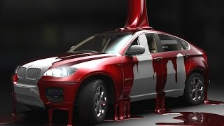 Подбор краски для автомобиля. Колеровка краски