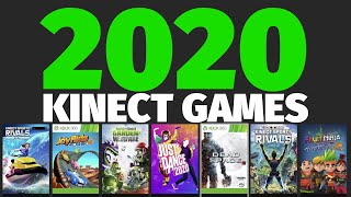 Xbox One Kinect Games Available in 2020 | Xbox One S | Xbox One X