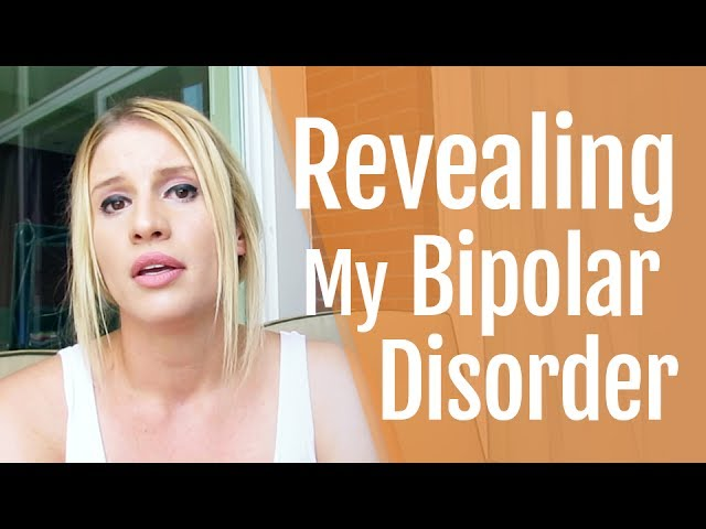 After I Disclosed My Bipolar Disorder