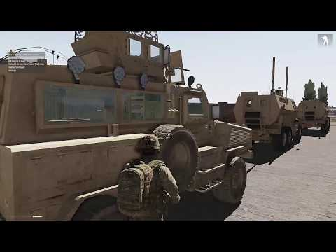 ArmA 3 Gameplay - Op Lionheart Phase 1 TF Alpha