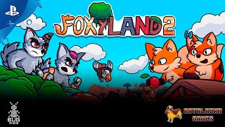 FoxyLand 2 - Launch Trailer | PS4, PS Vita