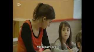 Maud op school