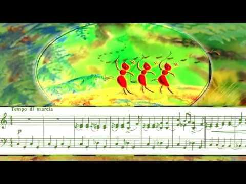 Прокофьев с марш из детской музыки