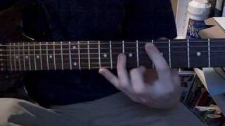 Unwritten Law Celebration Song guitar cover