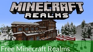 Get Minecraft Realms for Free (and cheap)