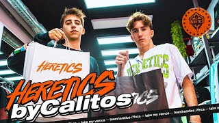 PRESENTAMOS: Heretics byCaLiTos
