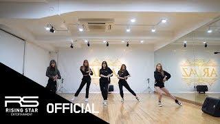 ARIAZ(아리아즈) 까만 밤의 아리아(Moonlight Aria) Practice Video YouTube Videos