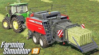 Nowa prasa - Farming Simulator 19 | #63