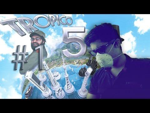 Tropico 5 - Baltasar Muratpaşa - Bölüm 1